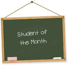 Student of the Month Icon